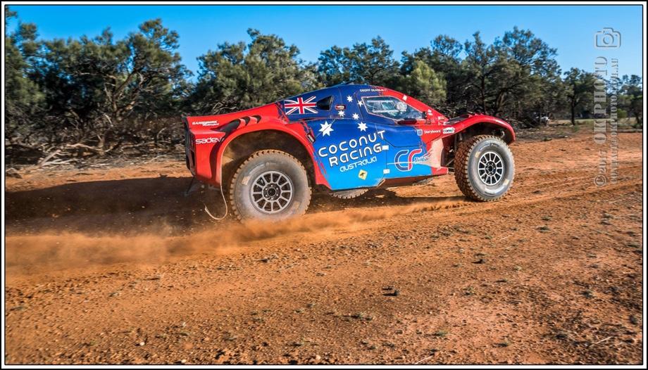 Sunraysia Safari Rally 2017