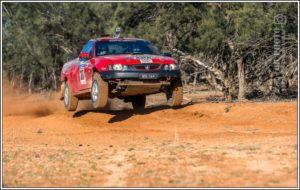 Sunraysia Safari Rally