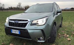 Subaru Forester Symmetrical