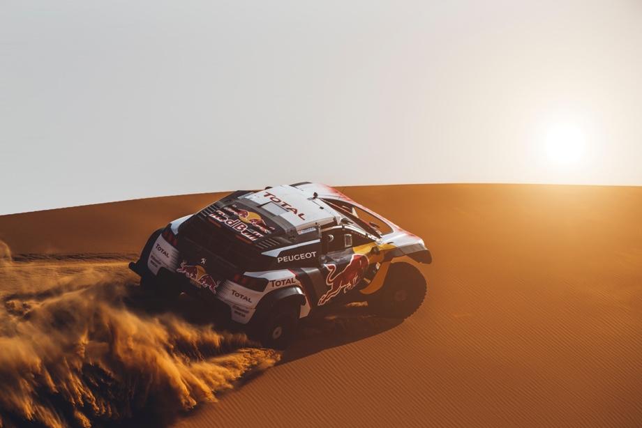 Peugeot Dakar Experience