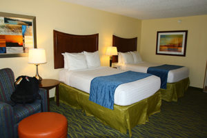best western crystal river