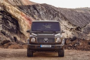 nuovo mercedes g