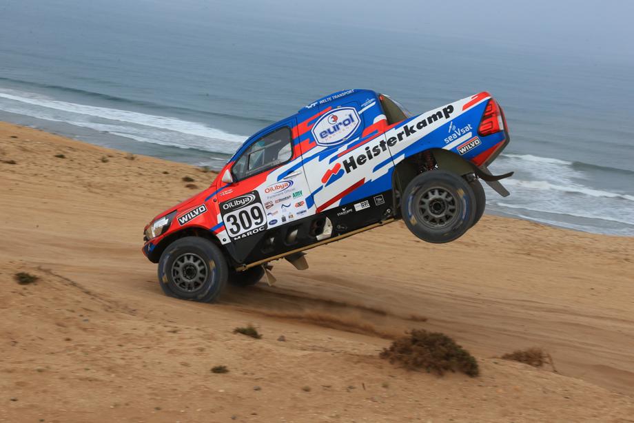 Rally del Marocco 2018