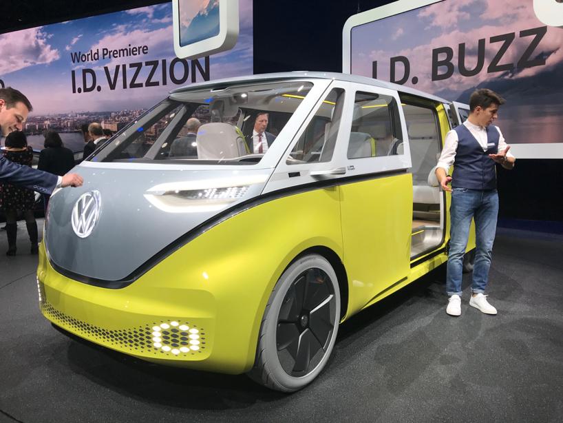 Ginevra International Auto Show 2018