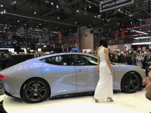 Ginevra International Auto Show