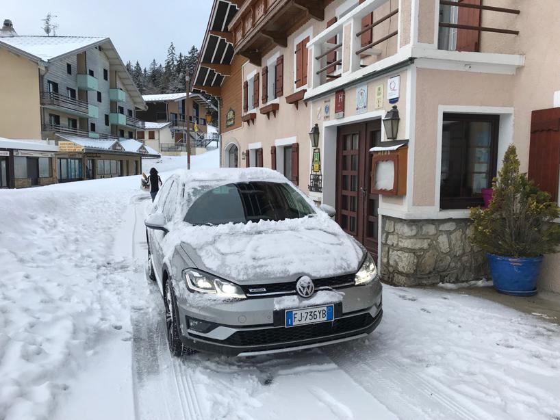 Volkswagen Golf Alltrack 4Motion