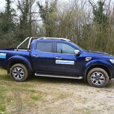 Renault Alaskan il pick-up