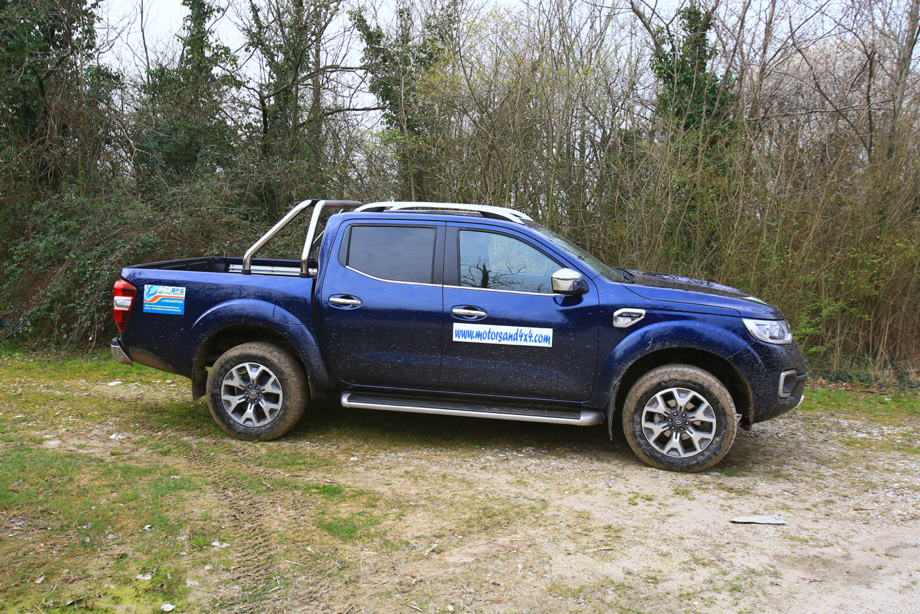 Renault Alaskan il pick-up