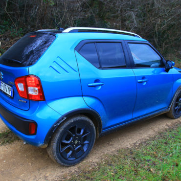Suzuki Ignis un piccolo capolavoro