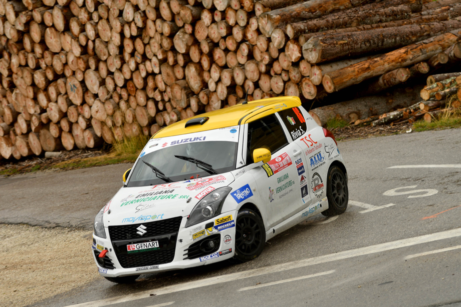 SUZUKI RALLY TROPHY: AL VIA LA QUINTA STAGIONE