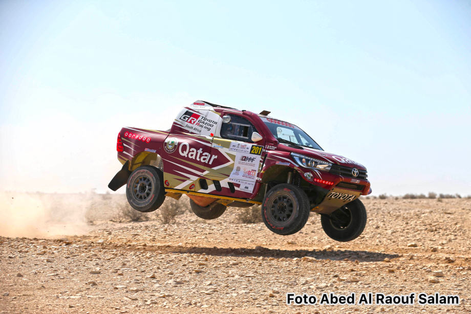 Qatar Cross Country Rally 2018
