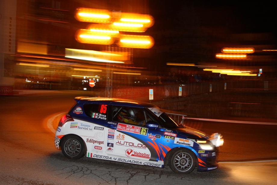 Suzuki Rally Cup al Rally San Martino