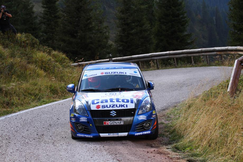 Suzuki Rally Cup