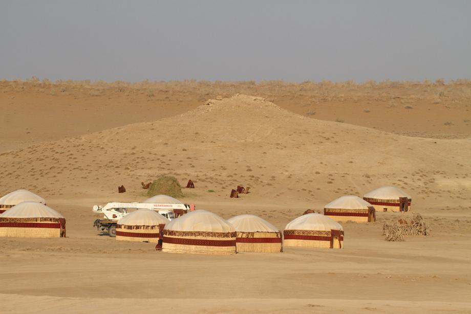 Turkmen Desert Race