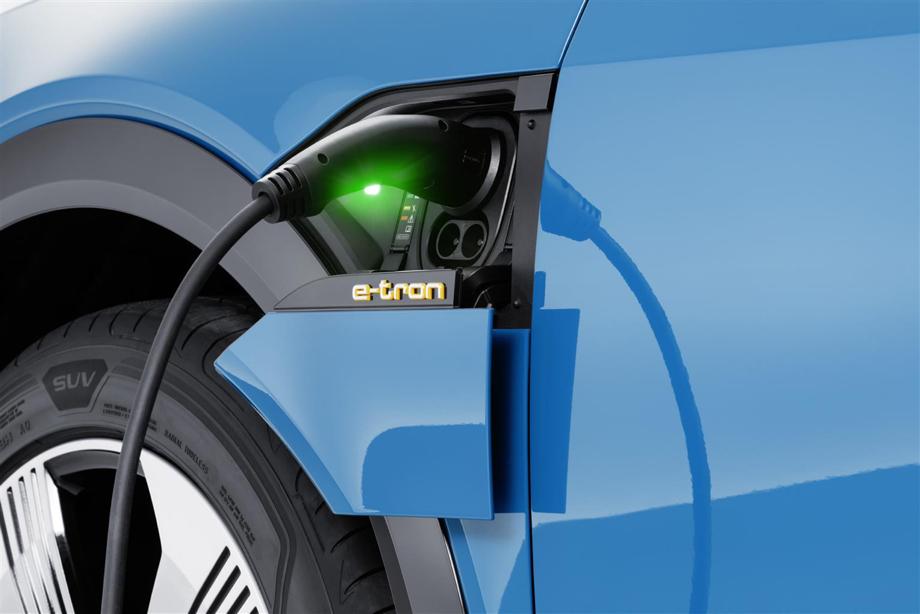 Audi e-tron: l'elettrico secondo Audi