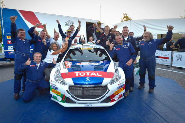 Rally 2 Valli vince Andreucci