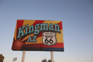 Kingman On Route 66