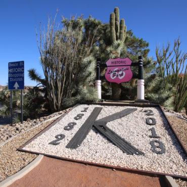 Kingman AZ on Route 66