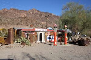 Kingman On Route 66
