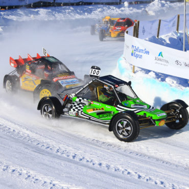GP Ice Race a Zell am See