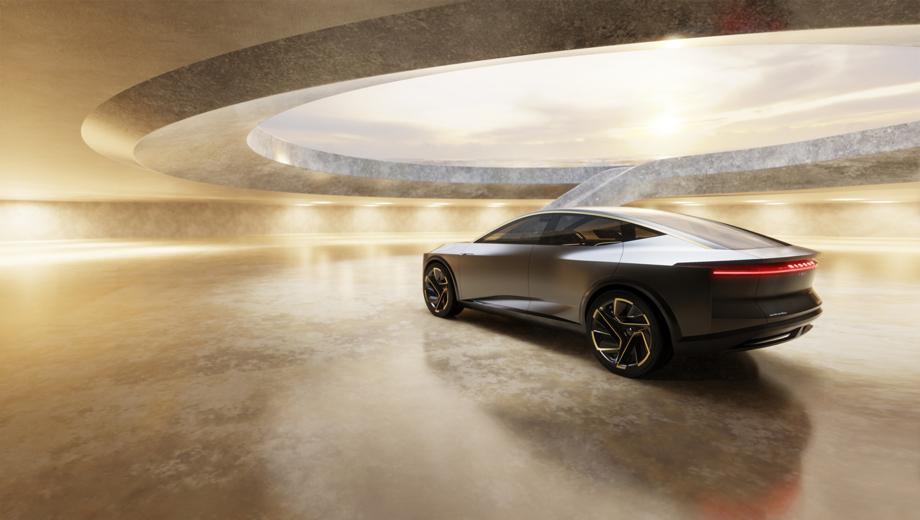 Nissan IMs Concept a Detroit