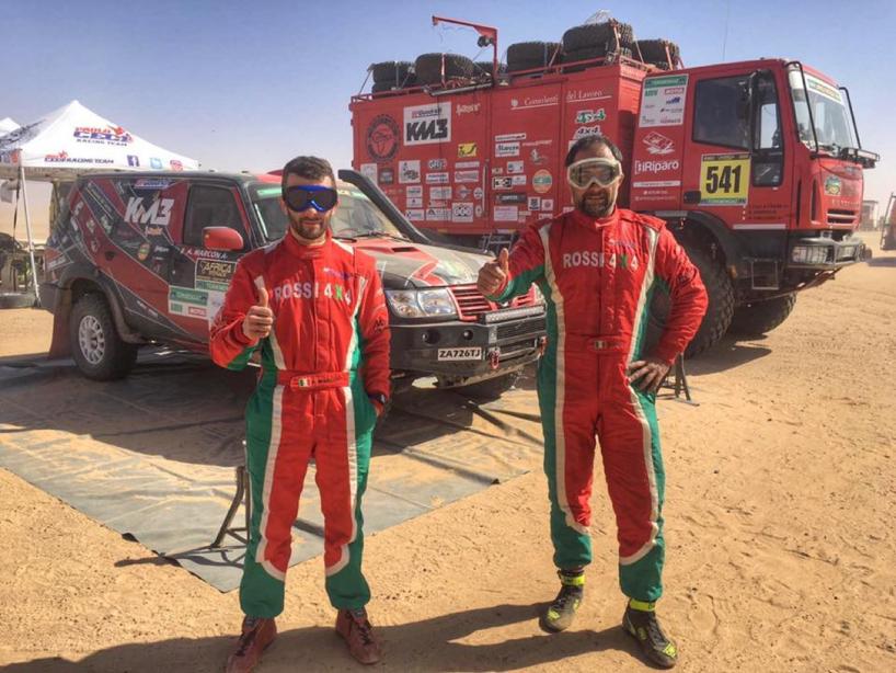 Team Rossi 4 x 4