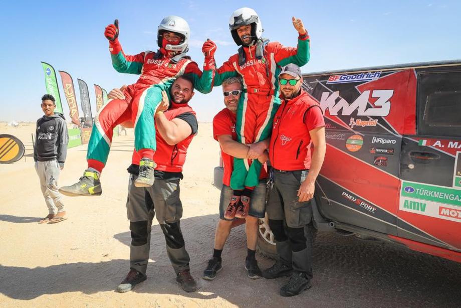 Team Rossi 4x4
