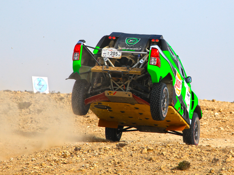 Qatar Cross Country Rally 1