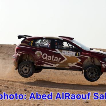 Manateq Qatar International Rally