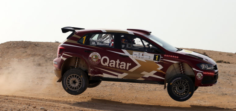 Manateq Qatar International Rally