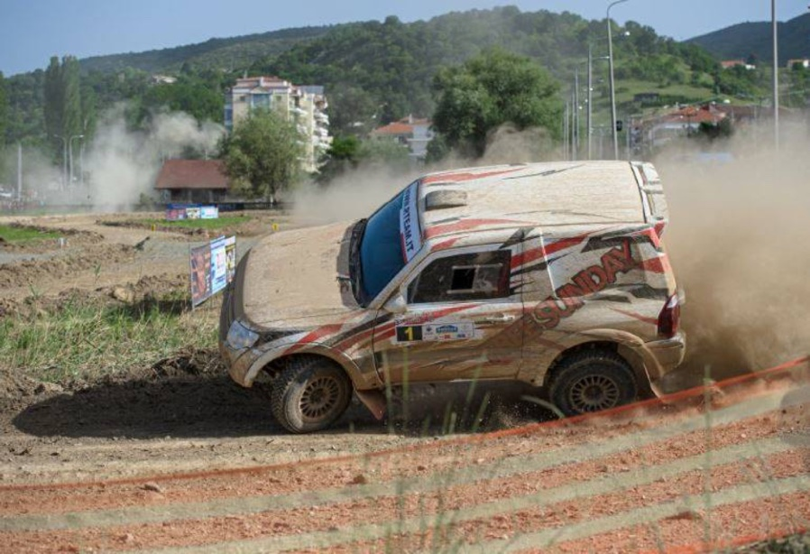 RALLY GREECE OFF ROAD 2019