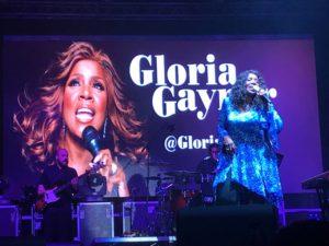 Gloria Gaynor Tiare