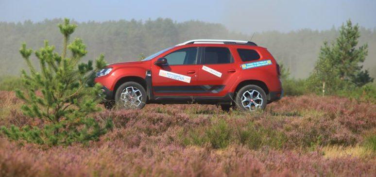Dacia Duster un proiettile