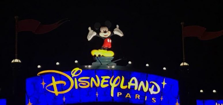 Disneyland in Mini