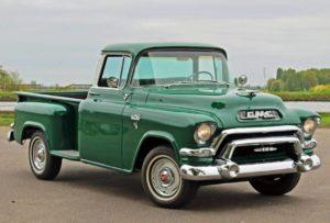 Chevrolet Task Force 1957