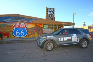Car Attezzi Route 66