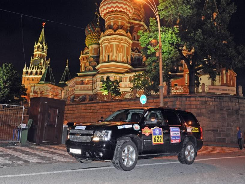 Mosca  Kazan