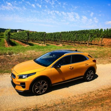 Kia XCeed sul Collio