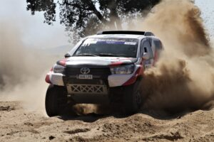 Andalusia Rally