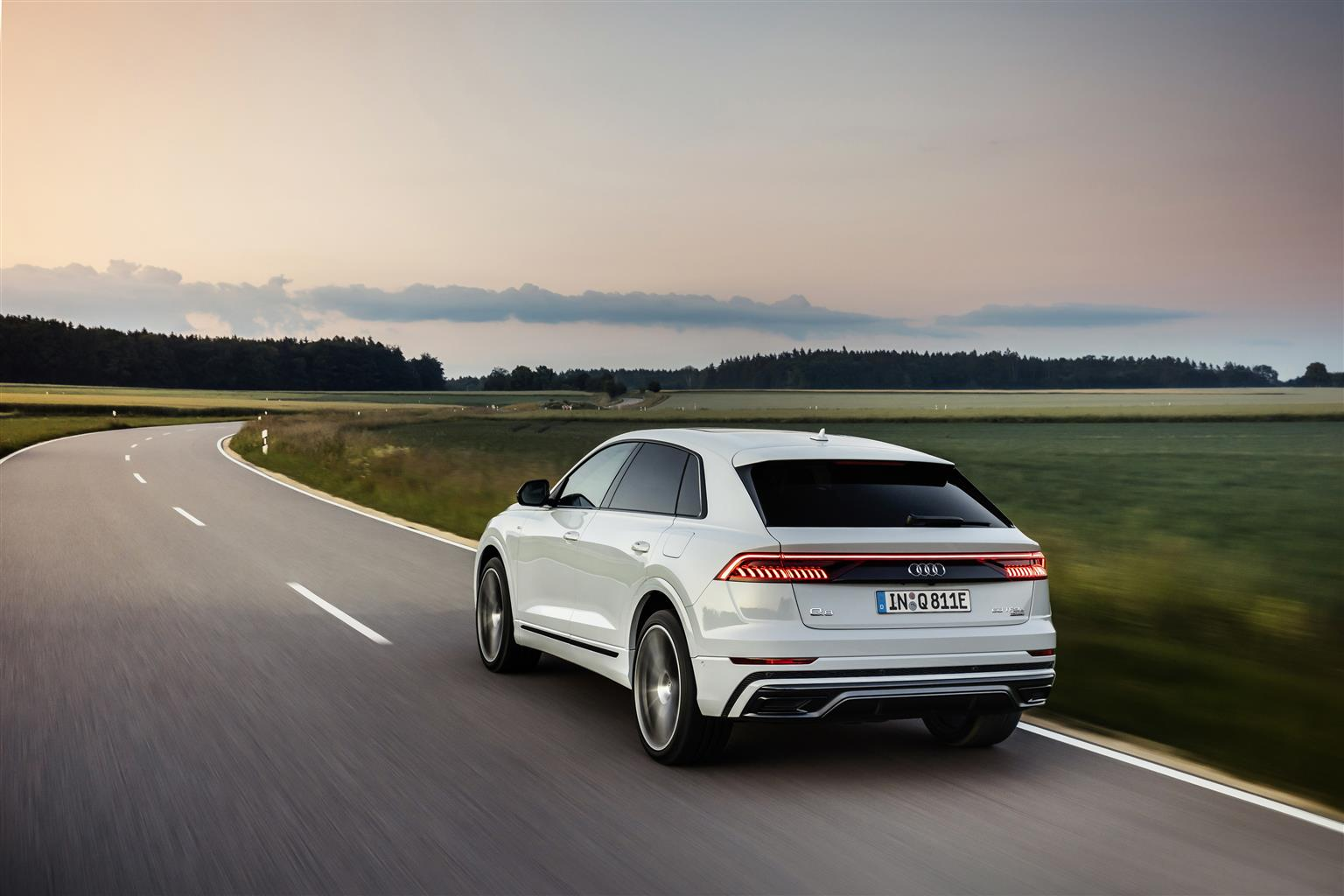 Audi Q8 TFSI plug-in