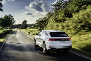 Audi Q8 plug in