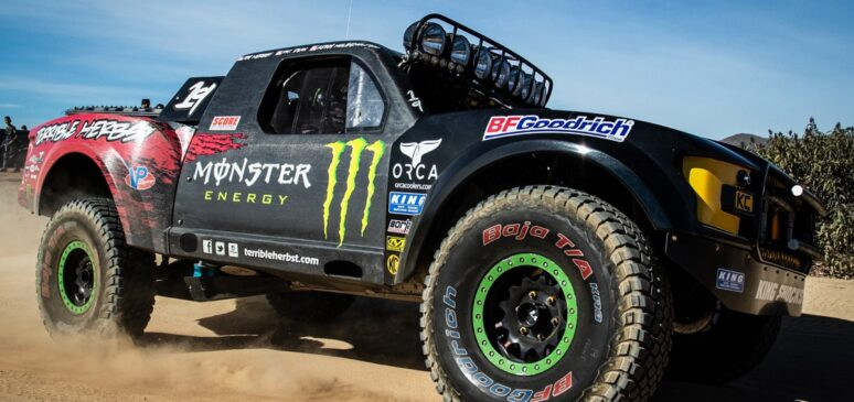 Terrible Herbst alla Baja 1000