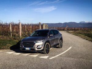 Hyundai Tucson 48V