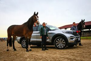Ford Explorer Ibrido