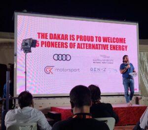 Dakar energia alternativa