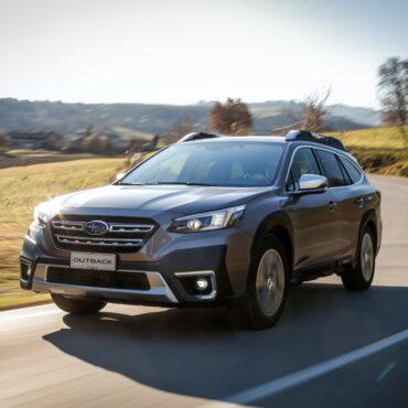 Subaru Outback MY2021