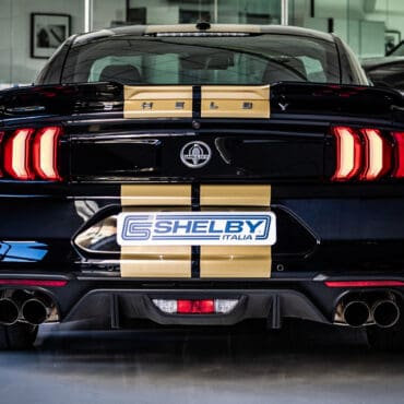 SHELBY GT-H BY CAVAUTO