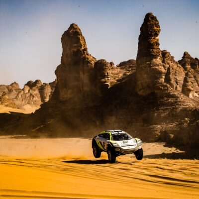 Extreme E Saudi Arabia