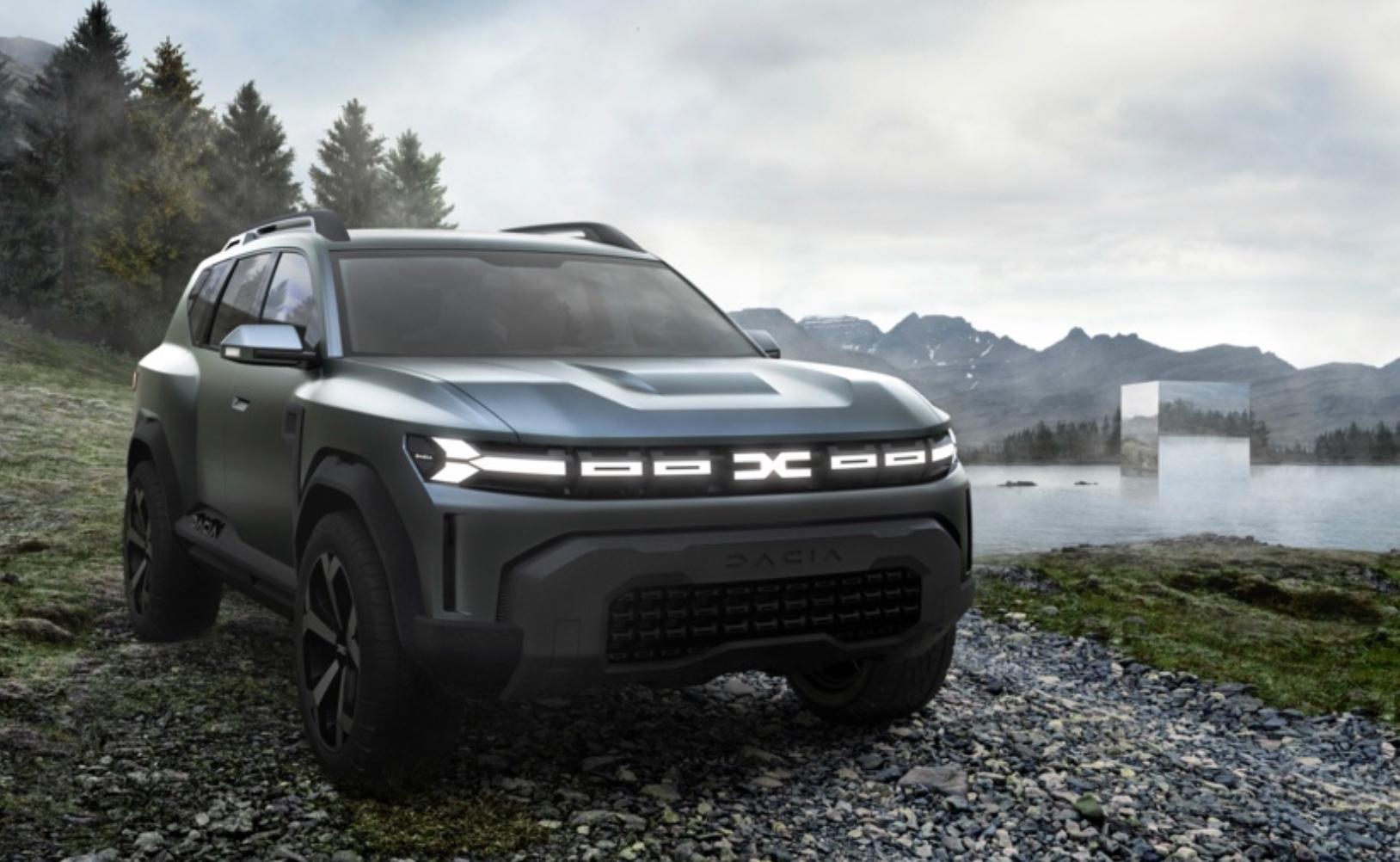 Dacia logo nuovo